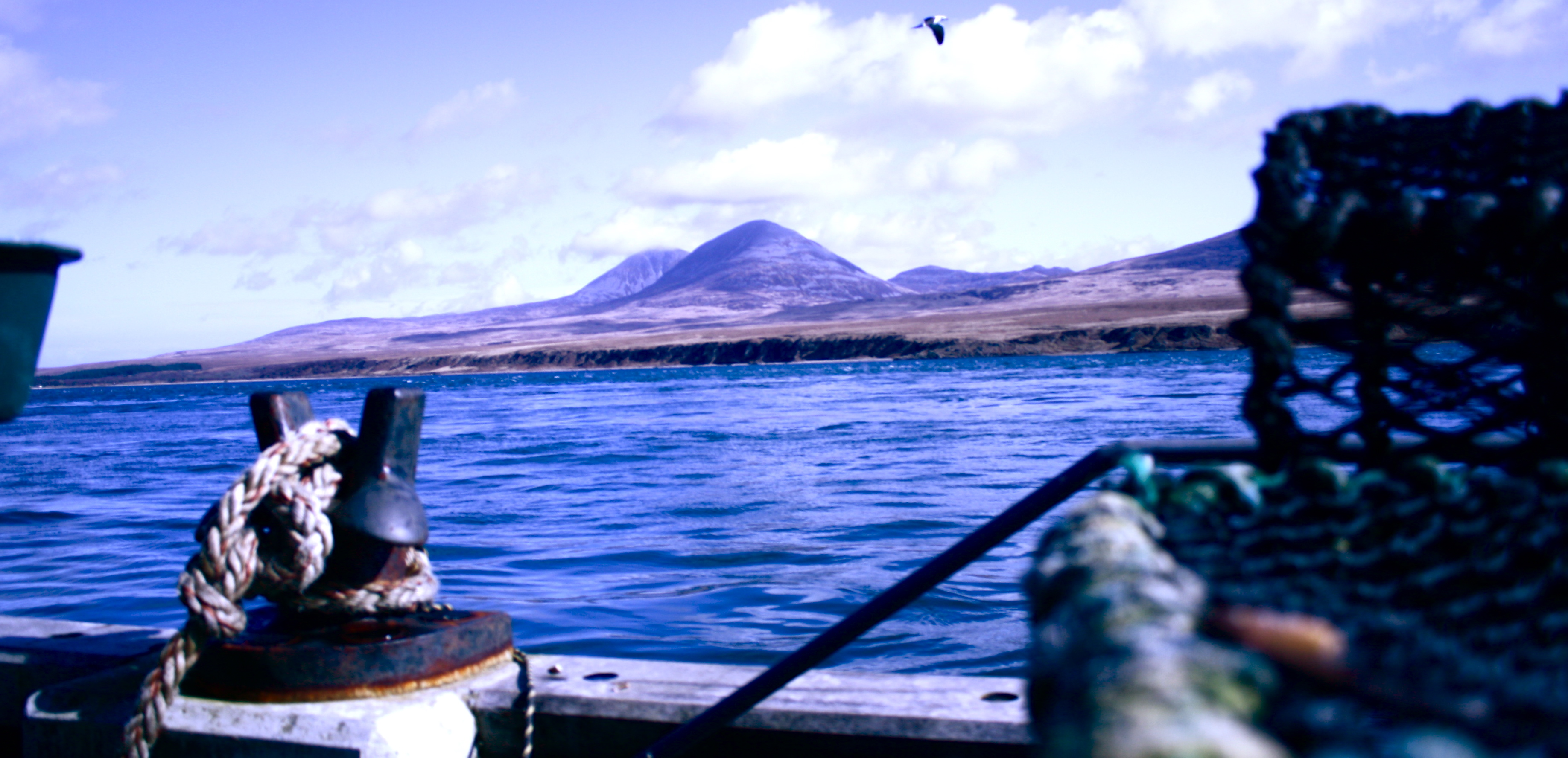 On the seabed between the islands Islay and Jura the ten tidal devices are planned to be placed.