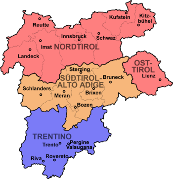 The delay in final approval of the Euroregion Tyrol-South – Tyrol-Trentino by the Italian government has raised again the debate about the independence of South Tyrol. In Rome they are […]