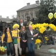 Yellow filled in for green on Friday, as Ireland kicked off their 25th annual Daffodil Day to raise funding for cancer research and awareness. By Wyatt McCall Volunteers selling Daffodils […]