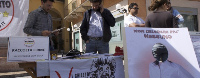 Local elections are coming up in Italy. The Movimento 5 Stelle was founded by the famous comedian Beppe Grillo and they think that their anticorruption and ecological campaign will make […]