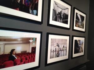 Art at the Hub. Photo: Elin Larsson