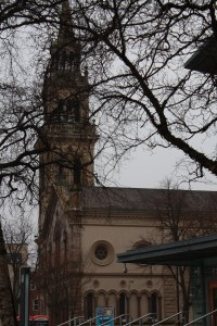 belfast church