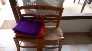 Common chair, symbol of the dream of reunification in H4C
