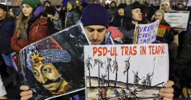 ROMANIA GETS MORE NATIONALIST PARTIES: NEED OF DEFENSE OR MOVE OF THE KREMLIN?